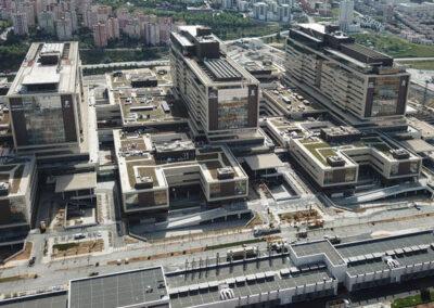 مشفى المدينة في اسطنبول