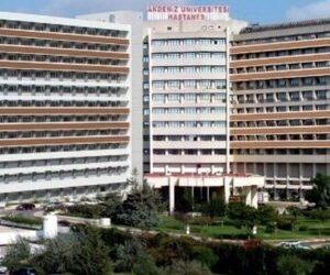 مشفى أكدينيز الجامعي لنقل الكلية والأعضاء
