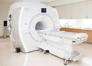 PET-MRI جهاز الرنين المغنطيسي مع البوزيتروني